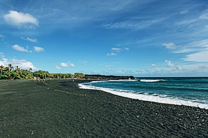 The Pohoiki Beach/Kalapana Scenic Tour